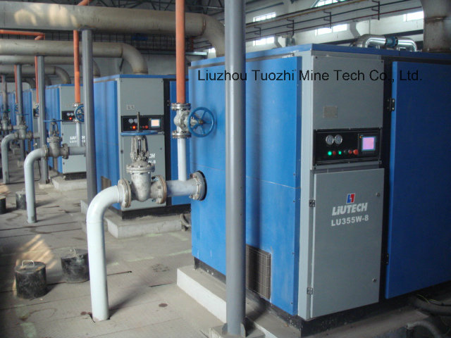 Atlas Copco - Liutech 180kw Screw Air Compressor