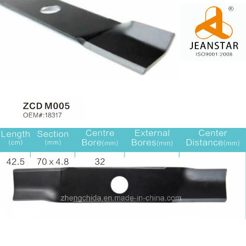 Toro Lawn Mower Blade for Grass Cutting/Zcd-Toro-M005