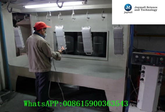 LED Light Heatsink Aluminum Casting Part