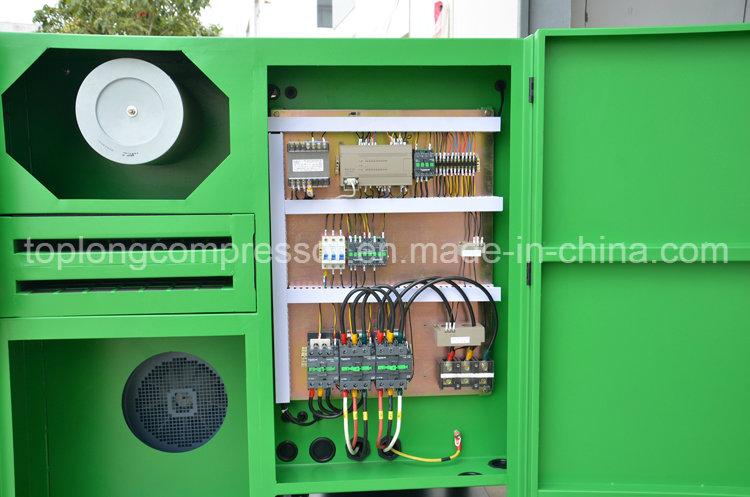 Atalas Copco Oil Free Air Compressor