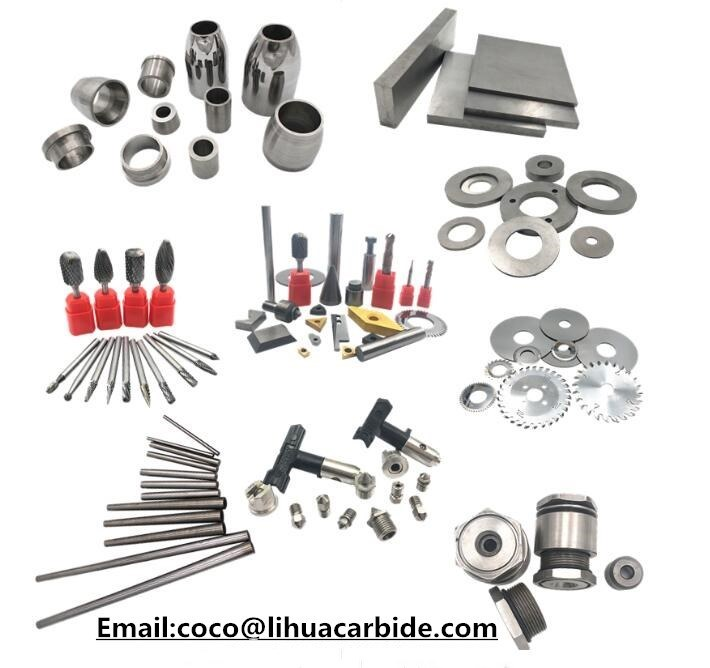 Tungsten Carbide Extensions for CNC Machine
