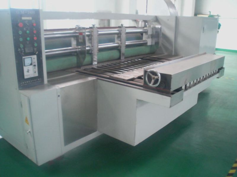 GM Automatic Special Carton Making Machine