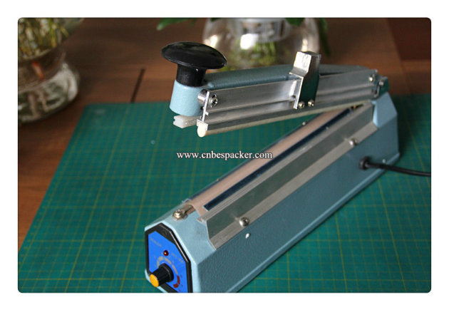Portable Mini Plastic Bag Handy Impulse Sealer for Bag Packing