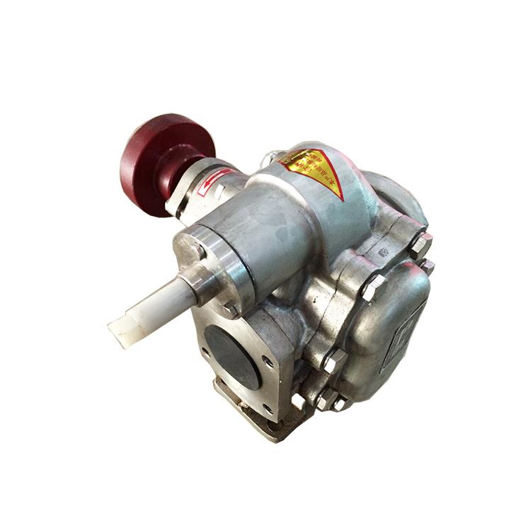 High Pressure Agricultural Gear Pump External Oil Gear Pump