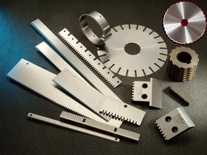 Serrated Knife/Blade Used for Packaging Machine
