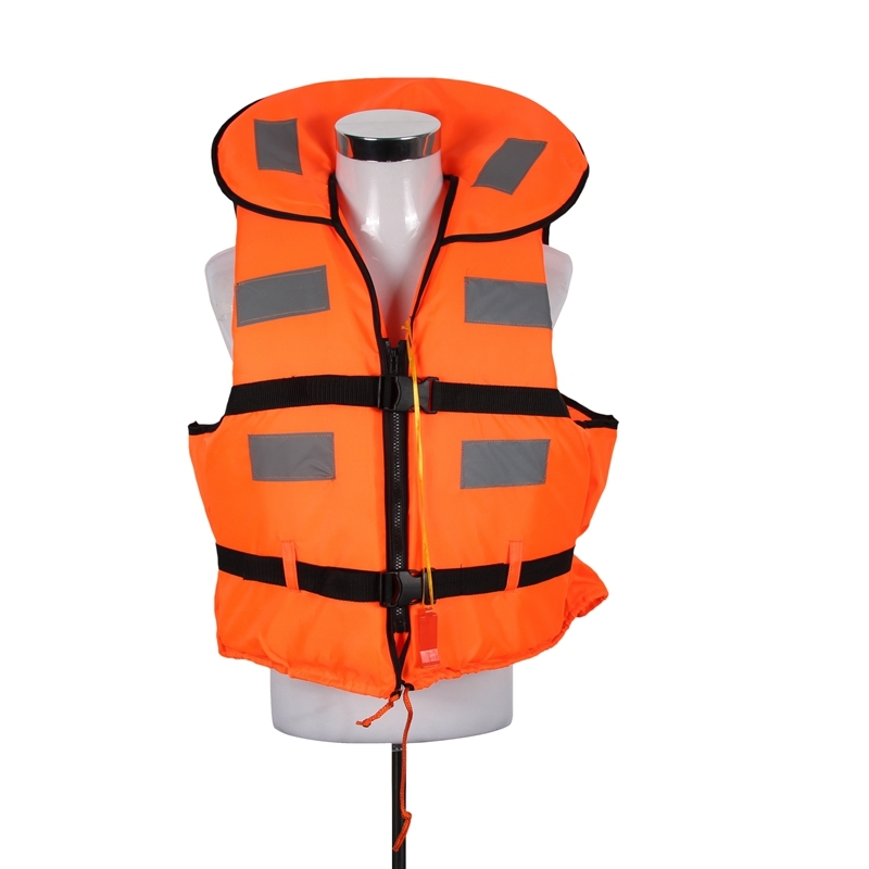 Solas Marine Foam Life Jacket Safety Work Vest Inflatable Lifejacket for Adult/Kid