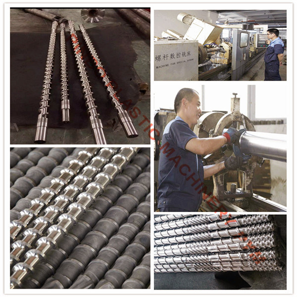 Conical Screw Barrel for Winding Machine