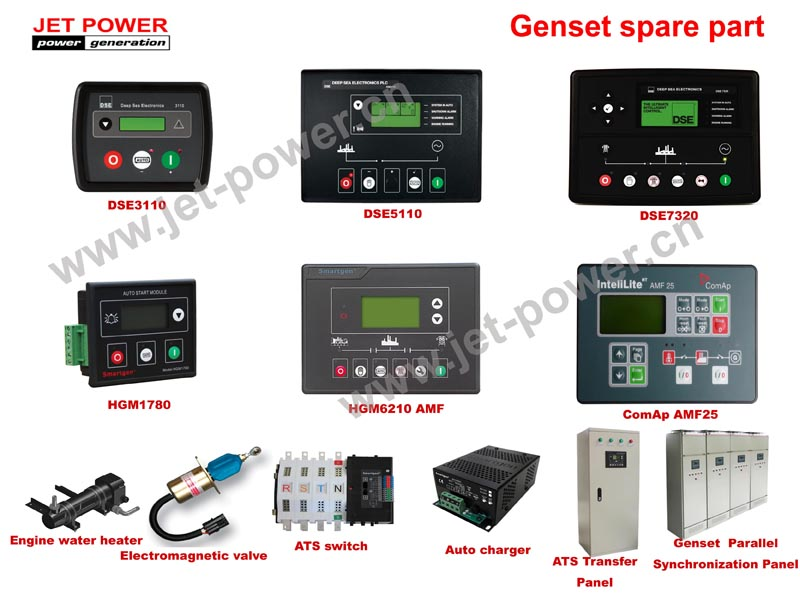 Soundproof Portable Diesel Generator Small From 2kw to 6kw