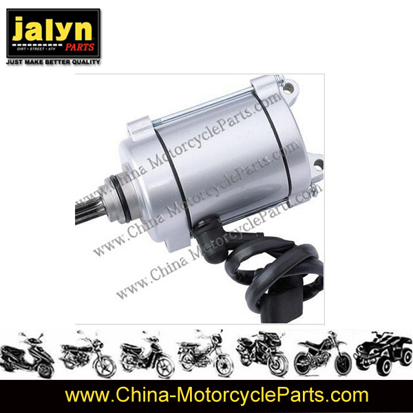 Motorcycle Starter Motor for Cg125 Motorcycle Electric Parts