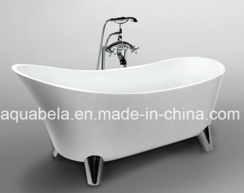 Acrylic Antique Classic Clawfoot Bathtub Saniyary Ware (JL621)