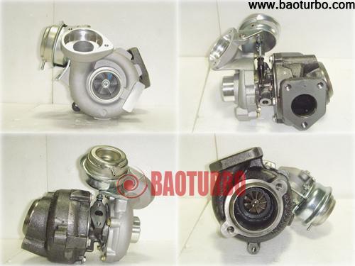Gt1749V/717478-0006 Turbocharger for BMW