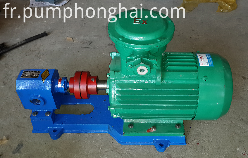 Boiler Ignition Oil Pump