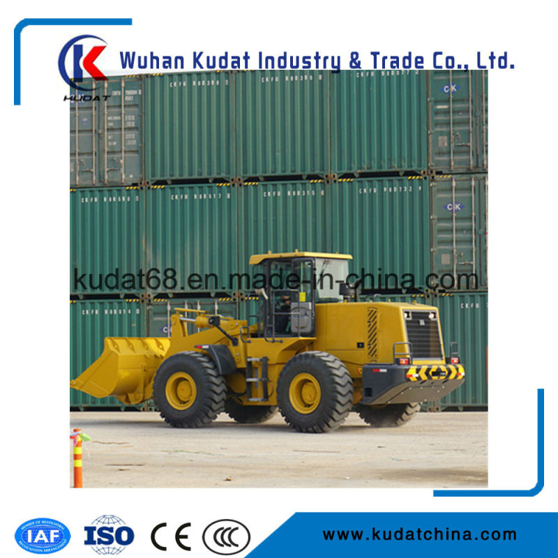 Zl50g Wheel Loader with Ce and Licensed Engine