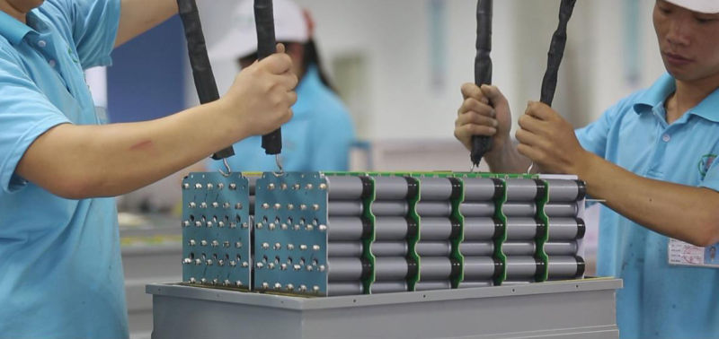 36V 100ah Lithium Ion Marine Battery