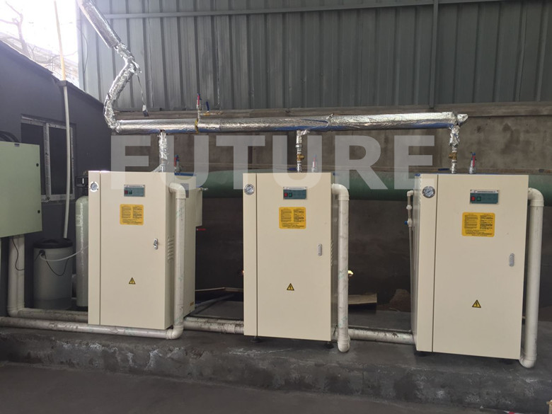 Hotting Selling Electric Steam Boiler for School