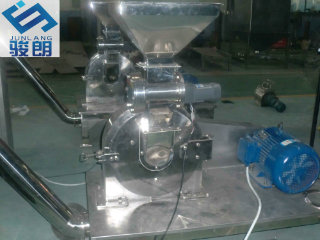 Gelatin Grinding Machine with Cold Air Protect