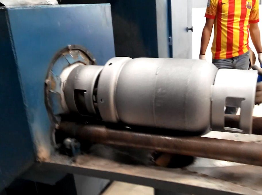 LPG Gas Cylinder Production Lines