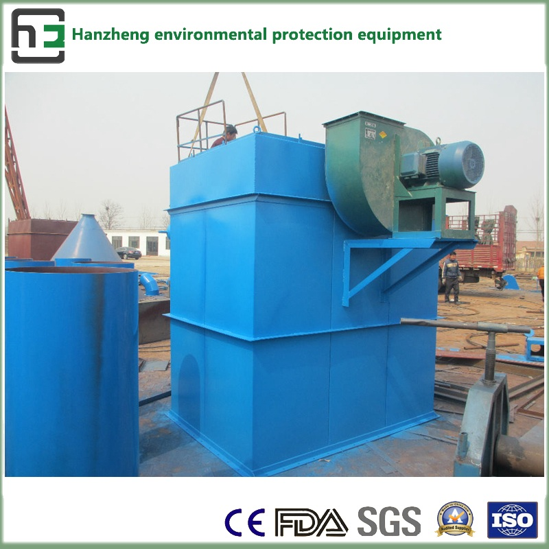 Cleaning System-2 Long Bag Low-Voltage Pulse Dust Collector
