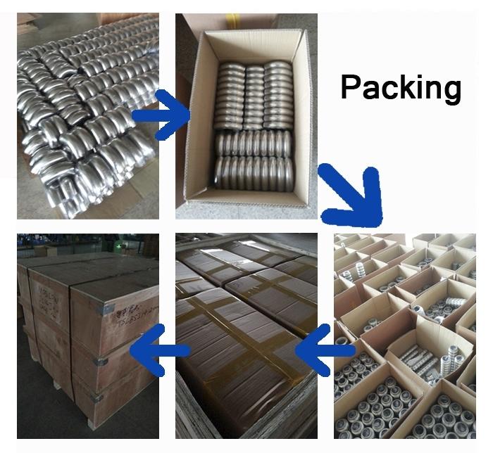 Stainless Steel Floor Drain/Rebreather (IFEC-FD100012)