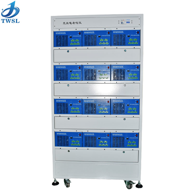 70V and 100V Charging and Discharging Aging Cabinet Cylindrical Battery Testing Machine
