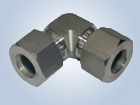 Metric Thread Bite Type Tube Fittings Replace Parker Fittings and Eaton Fittings (elbow fittings)
