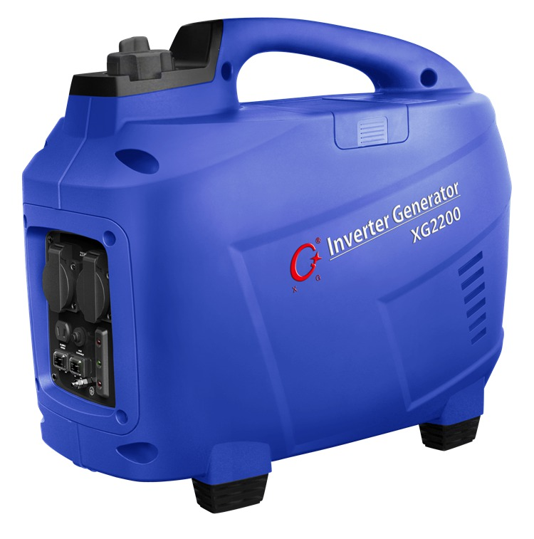 2200W 2.2 Kw Gasoline Digital Inverter Generator (XG2200)