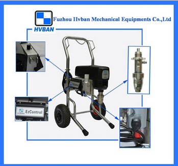 Hb-593 Hvban Airless, Hvban Airless Painter