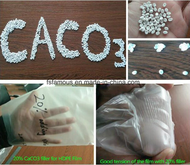 Desiccant Masterbatch with Good Dispersion, Liquidity and Effectiveness