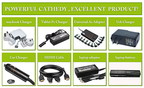 2 Years Warranty Replacement 65W Laptop Adapter New Model,