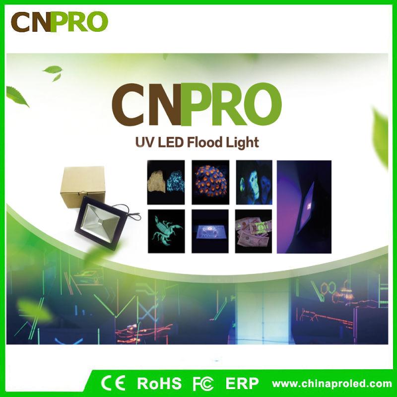 Hot Sale UV LED Flood Light with 395 Nm Wavelength