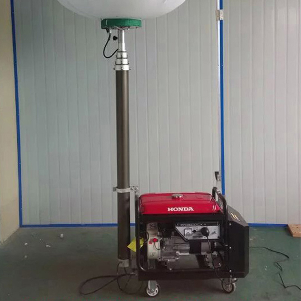 Durable Quality Construction Portable Light Tower Generator