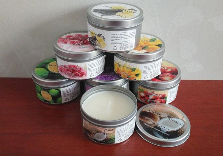 Air Purifying Soy Candle