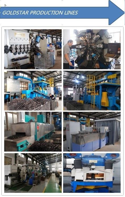 Machine Parts Wave Washer Crest Wave Form Multi-Wave Spring