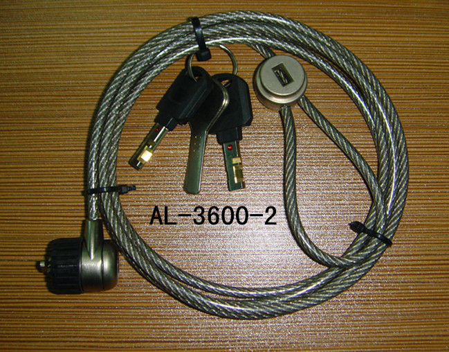 Laptop Lock Notebook Lock (A3600-01)
