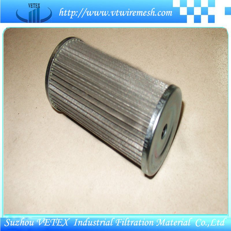 Stainless Steel 316 Vetex Filter Cylinder