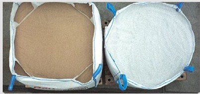 Baffle FIBC Bulk Bag for Powder Products