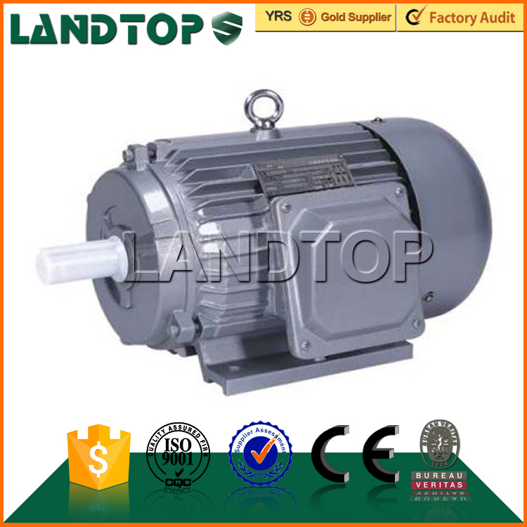 3 phase 75KW 100HP electric AC 2960rpm AC induction motor
