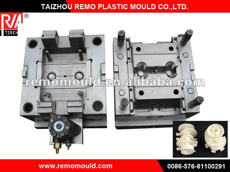 Plastic Wheel Gear Injection Mould