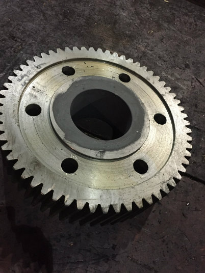 8620 Large Diameter Gear Wheel for Reduction Machinery