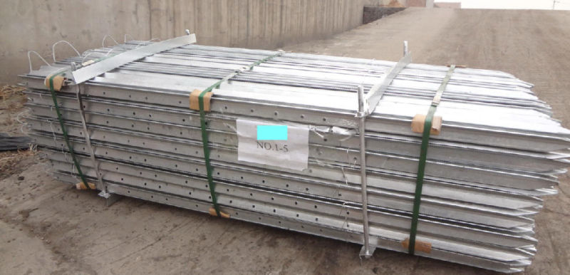 Hot Dipped Galvanized Fence Post and Y Post for Sale