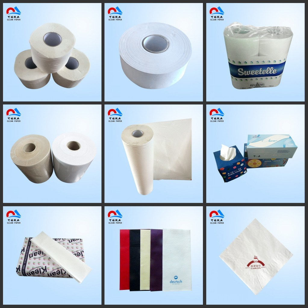 Customized Dinner Paper Napkin of OEM