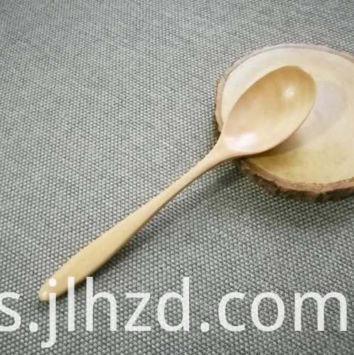 Wood Spoon Children Tableware