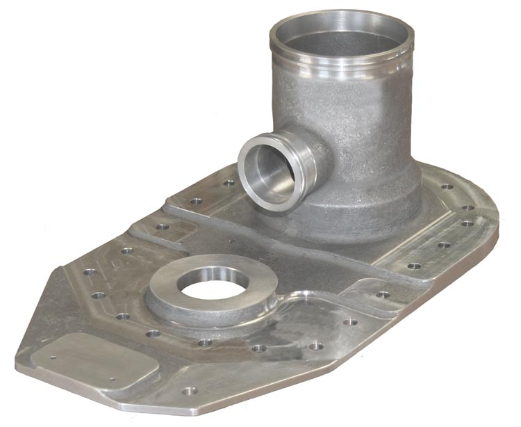 Custom Die Casting Moulding Aluminum Parts From ISO9001 Manufacturer