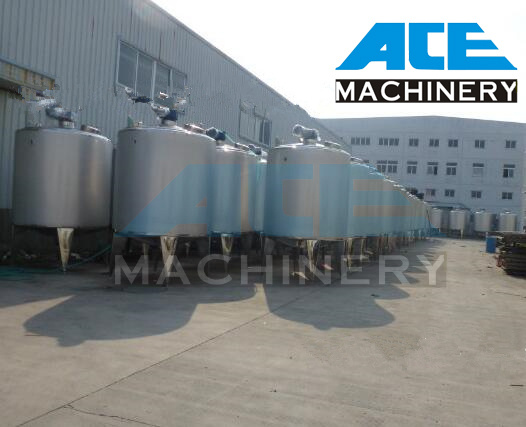 School Laboratory Dedicated Small Milk Pasteurization Machine (ACE-JBG-J5)