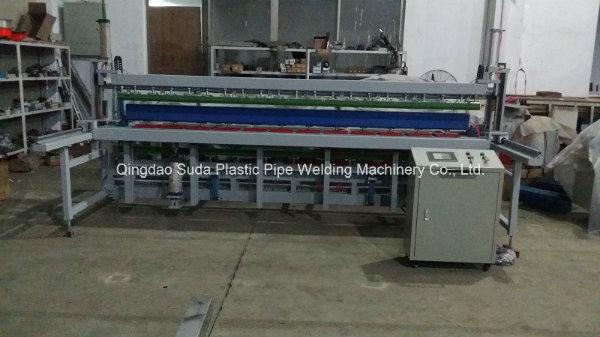 Zw4000 Automatic Plastic Sheet Bending Equipment