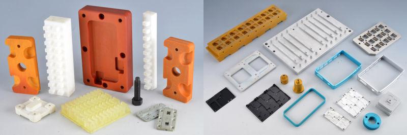 Micro Precision Aluminum CNC Machining Parts