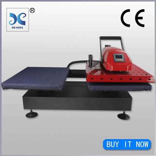 Xinhong Dual Heat Pressing Machine, Heat Transfer Machine Two Tables