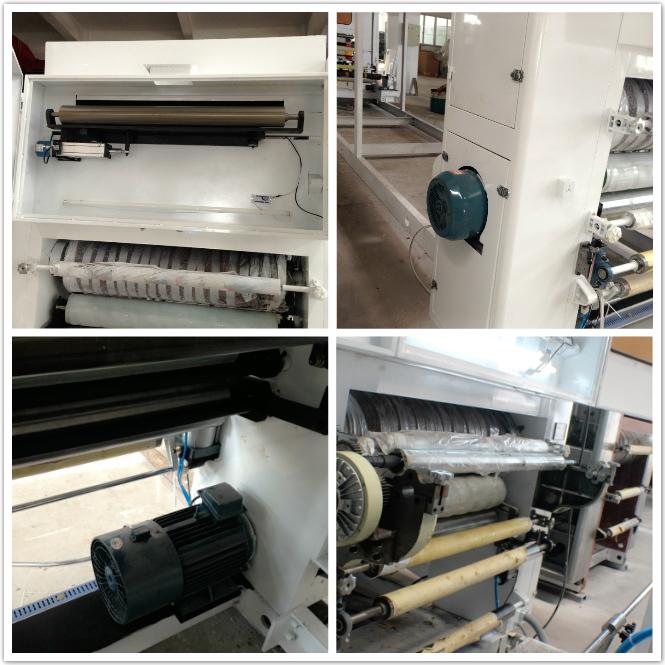 Dry Laminating Machine for Film (Power-Saving Moderate-Speed)