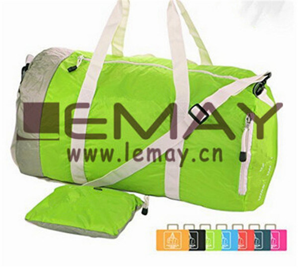 Foldable Waterproof Travel Luggage Duffle Bag Lightweight for Sports
