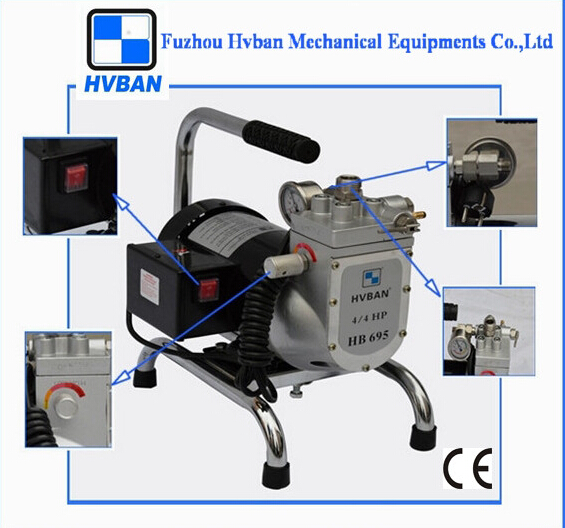 High Pressure Airless Power Paint Machine